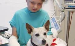 RHH patient Ruby Staples