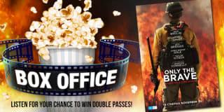 5mu box office Only the Brave