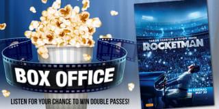 5mu box office rocketman