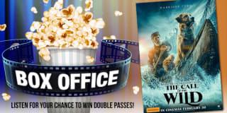 5mu box office the call of the wild