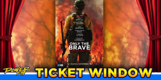 ticket window only the brave