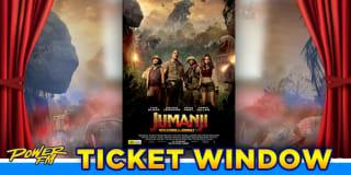 ticket window Jumanji