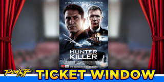 ticket window hunter killer