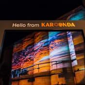 Hello from Karoonda