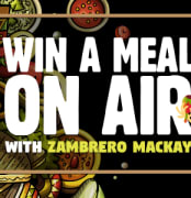 Slider Win a Meal on Air Zambrero