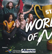 Slider World Cup of Music