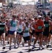 burnie 10 runners
