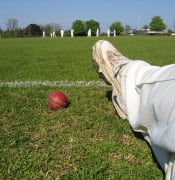Cricket, Ball, Boundary, Match, Sport, Field, Cricketer
