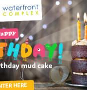 Birthday Mud Cake