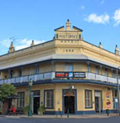 Post Office Hotel, Maryborough, Qld.