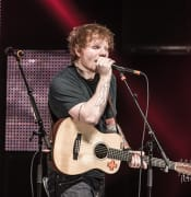 Ed Sheeran Live at The Warfield SF