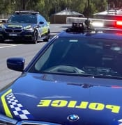 Police Car K flat CROP SK