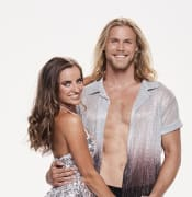 DWTS 2019 Jett Kenny and Lily Cornish