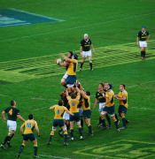 AUS Wallabies vs RSA Springboks