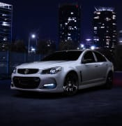 The White Knight - Holden VFII Commodore SS-V Redline