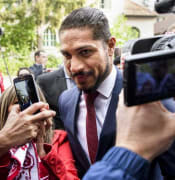 Peru captain meets FIFA over drugs ban.jpg
