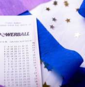 Powerball Confetti Winner Image Supplied