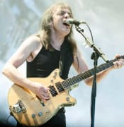 Rock greats mourn ACDC