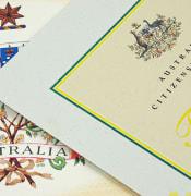 australian citizenship certifi