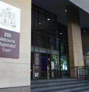 melbourne court stock