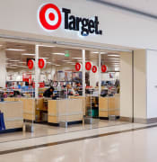 Sydney, Australia 21-10-2019: Cashiers at Target retail store. Target Australia is a mid-price department store chain owned by Wesfarmers