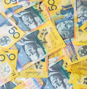 50 dollar notes bigstock