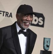 Morgan Freeman award