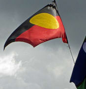 aboriginal flag flickr