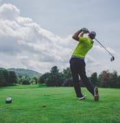 golf course unsplash