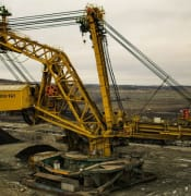 Coal Mining Industry Excavator Mines Machine CC0 Public Domain