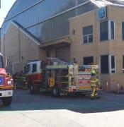 CSIRO fire