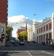 Launceston streetscape