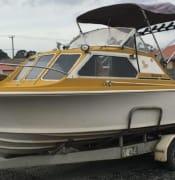 Missing boat Wynyard