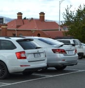 north hobart parking