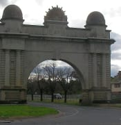 Arch of victory alfredton victoria