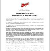Bega Cheese announcement.jpg