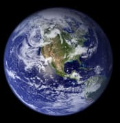 earth blue planet globe planet 87651