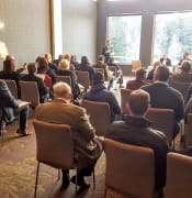 ILLAWARRA BUSINESS CHAMBER MEETLDS