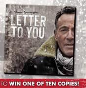Win Bruce Springsteen