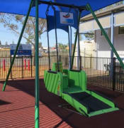 Port pirie wheelchair