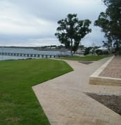 Streaky Bay Foreshore Lawns 1