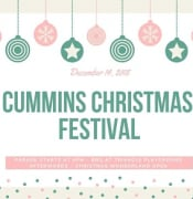 Cummins Christmas Festival