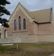 The St Thomas Anglican church Port Lincoln