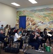 port lincoln city band rehearse