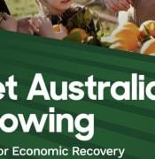 get australia growing