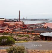 Whyalla steel centre