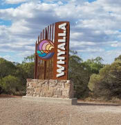 whyalla sign