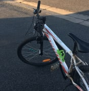 23 oct stolen mountain bike 1