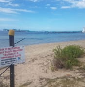 BEACHES closed port lincoln