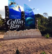 Coffin Bay Welcome